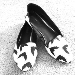 Cats & Bats super cute Flats!
